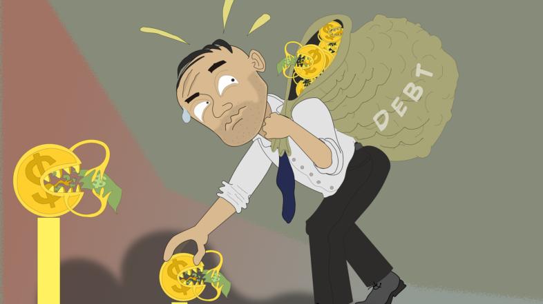 Debt-Free 2018 – 10 ways to Repaying Debt and Staying Debt-free