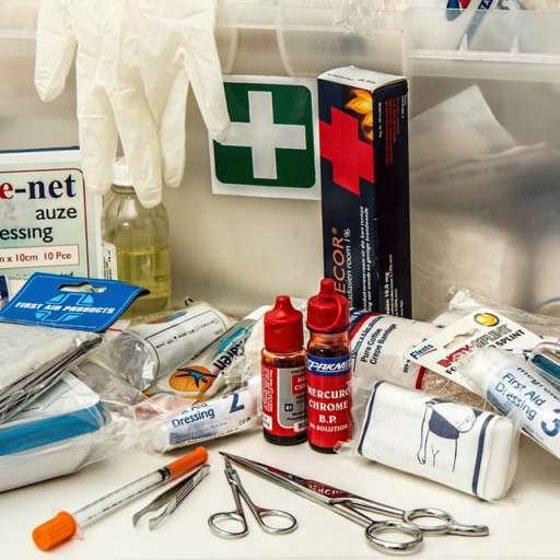 What Everyone Needs in a First Aid Kit